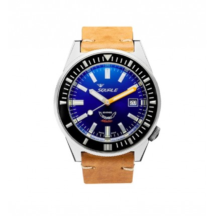 SQUALE MATIC POLISH BLUE BLACK