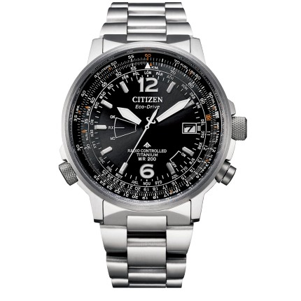 CITIZEN PILOT SUPER TITANIUM