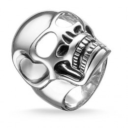 Thomas Sabo Anello Teschio