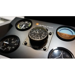HAMILTON KHAKI AVIATION TAKEOFF AUTO CHRONO