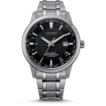 CITIZEN RADIOCONTROLLATO SUPER TITANIUM