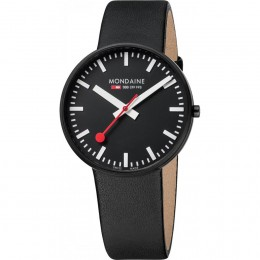 MONDAINE GIANT ALL BLACK