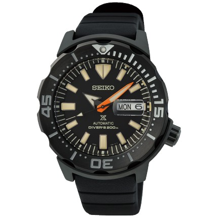 SEIKO PROSPEX MONSTER LIMITED EDITION