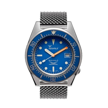 SQUALE 1521 BLUE BLASTED MESH