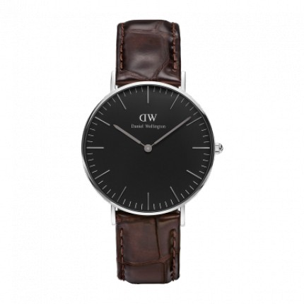 DANIEL WELLINGTON CLASSIC BLACK 36 MM YORK