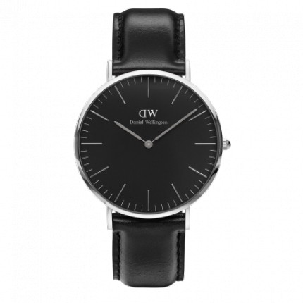 DANIEL WELLINGTON CLASSIC BLACK 40 MM SHEFFIELD