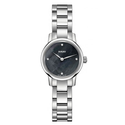 RADO COUPOLE CLASSIC DONNA METALLO
