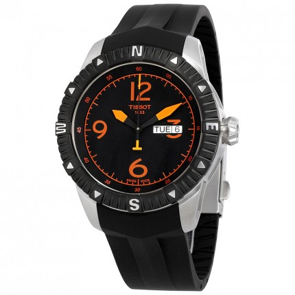 Tissot T-Navigator black/orange