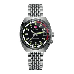 RADO TRADITION CAPTAIN COOK MKII Limited Edition