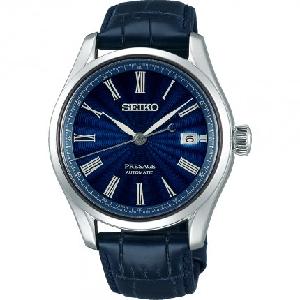 SEIKO PRESAGE SMALTO SHIPPO Limited Edition
