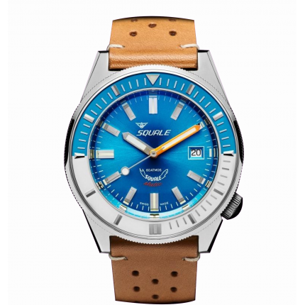 SQUALE MATIC LIGHT BLUE