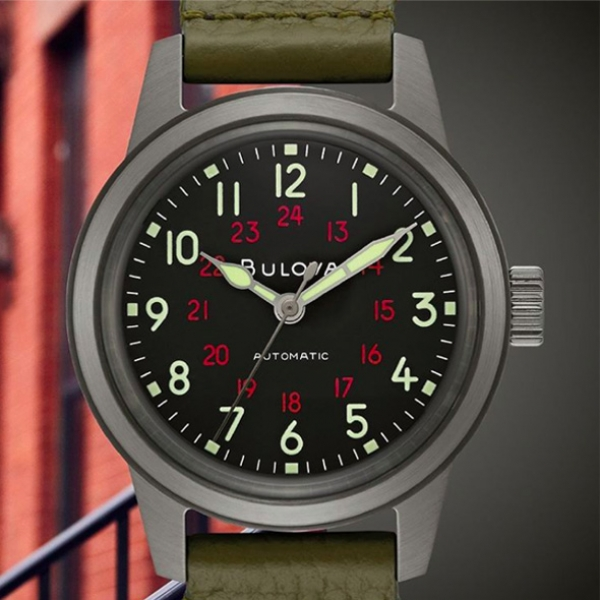 bulova hack watch