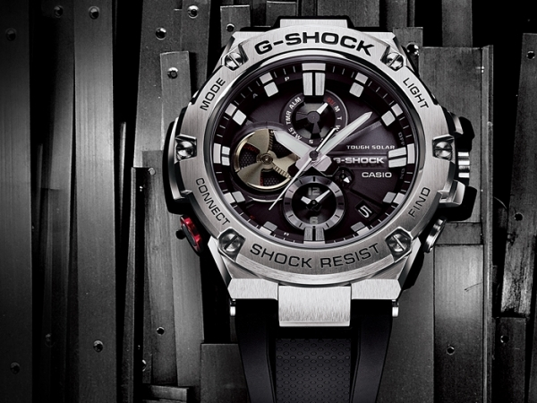 G-SHOCK G-STEEL Dual Time