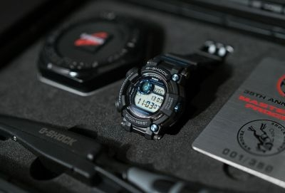 Nuovo G-SHOCK Frogman Limited Edition