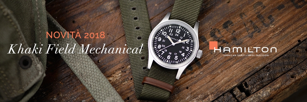 Hamilton 2018 | Khaki Field Mechanical