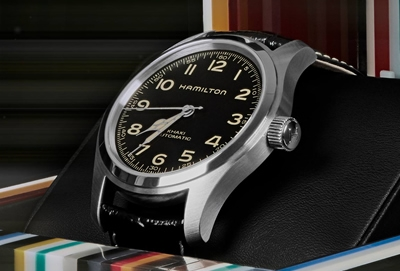 Hamilton Khaki Field The Murph