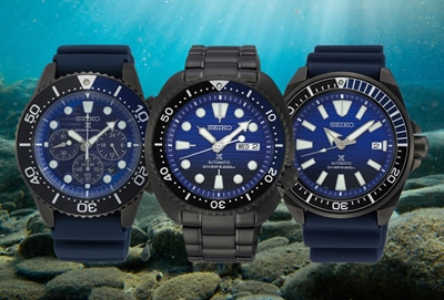 Novità 2019 Seiko Prospex Save the Ocean