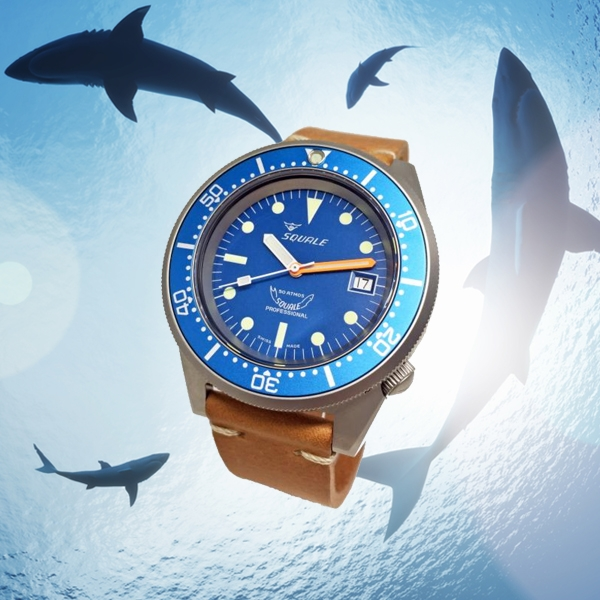 Squale 1521 50atm